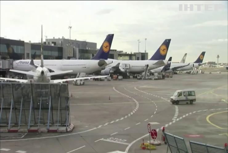 Авіаперевізники Європи оголосили різдвяний страйк