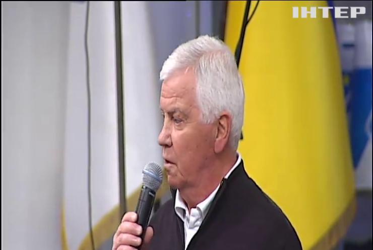 """Гравці та легенди """"Динамо"""" зустрілися з дітьми-чорнобильцями"""