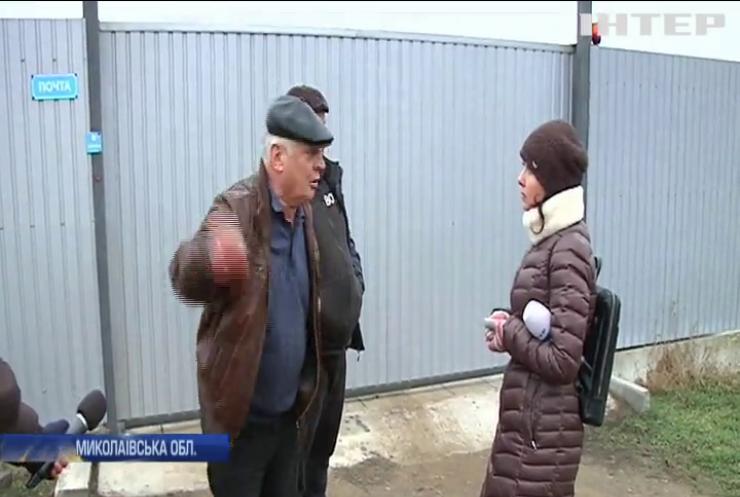 На Миколаївщині приватний орендар захопив місцевий ставок