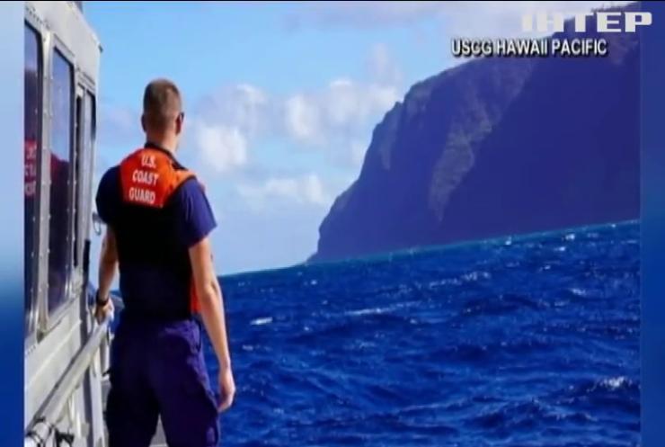 На Гаваях розбився туристичний вертоліт: загинули діти