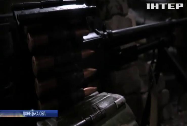 На Донбасі бойовики порушують режим припинення вогню