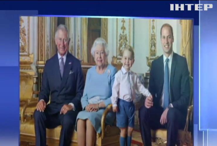 Букінгемський палац опублікував фото британської королівської родини
