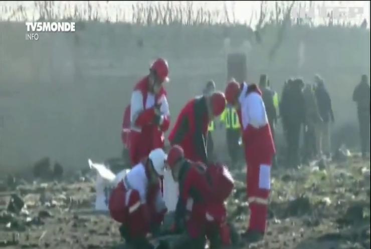 У ЄС, Канаді та Швеції висловили співчуття родинам загиблих у авіакатастрофі українського Boeing 737