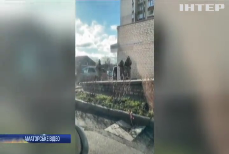 Поліцейські затримали ймовірного організатора вбивства Аміни Окуєвої