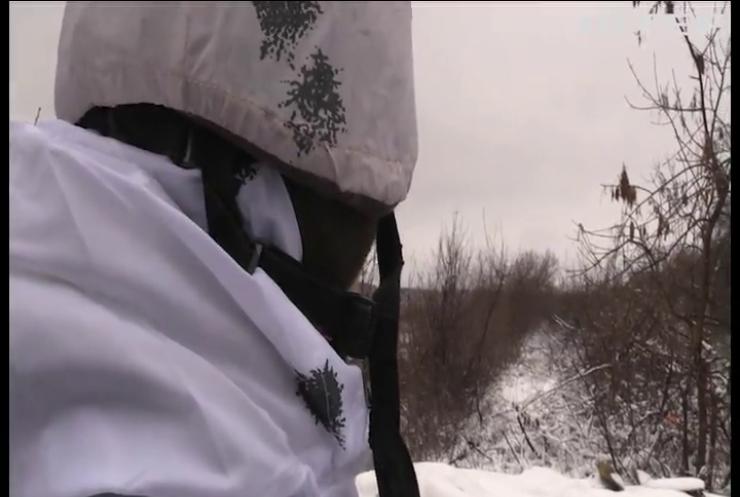 На Донбасі бойовики вели вогонь із заборонених мінометів