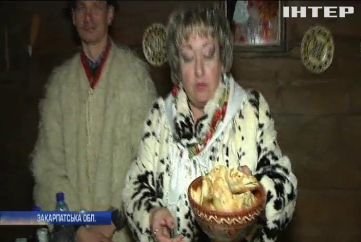 В Ужгороді влаштували свято Коляди