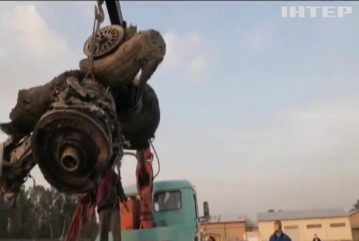 Авіакатастрофа в Ірані: частина експертів повертаються в Україну