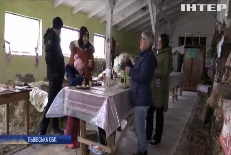 Переселенка з Донбасу створила козину ферму у Карпатах