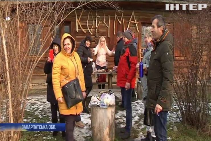 В Ужгороді пройшов фестиваль Коляди