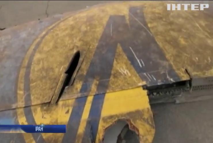 Авіакатастрофа в Ірані: експерти ідентифікували тіло пілота