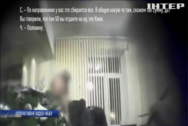 Голову податкової Одещини викрили на корупції