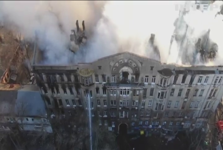 Розслідування пожеж: у ДБР оголосили підозру колишньому керівнику ДСНС Одещини