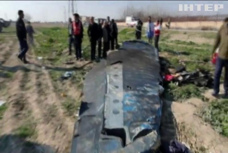 У Тегерані ідентифікували тіла сотні загиблих унаслідок авіатрощі