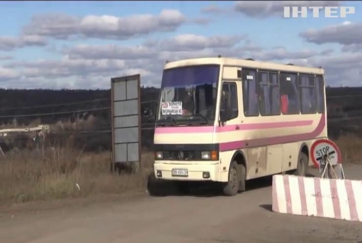 Пункти пропуску на Донбасі потребують лікарів