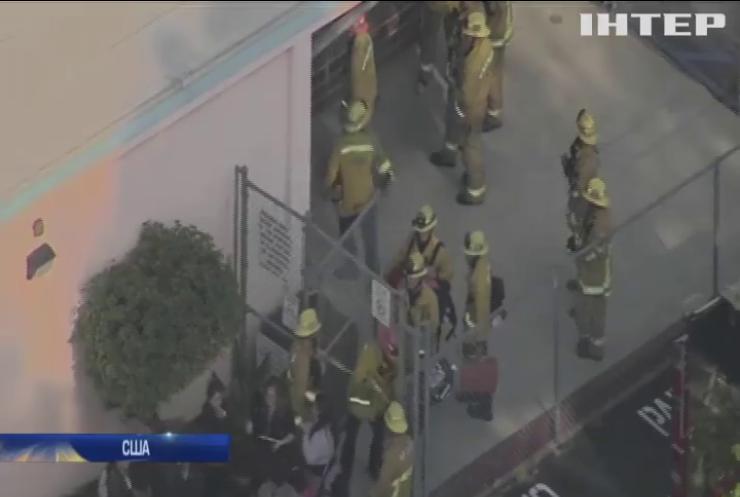 У Каліфорнії літак скинув реактивне пальне над житловими кварталами