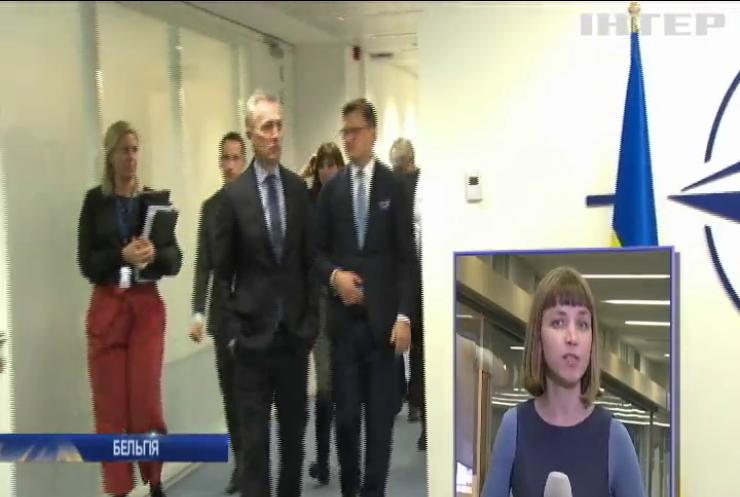 У Брюсселі обговорили перспективи взаємодії України і НАТО