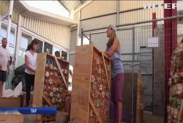 У Південній Африці навчились перероблювати відходи на цеглу