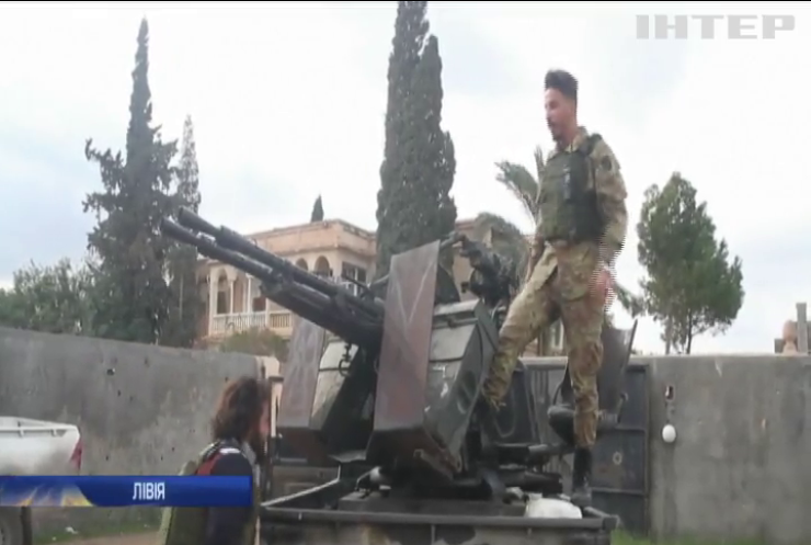 Реджеп Ердоган відправив турецькі війська до Лівії