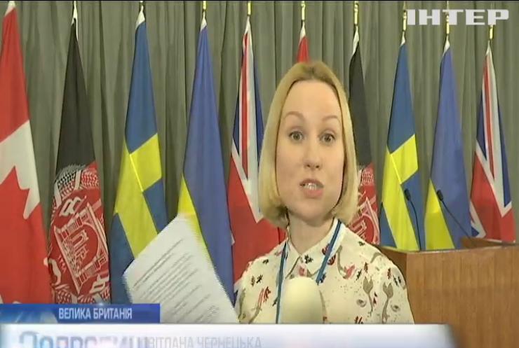У Лондоні обговорюють авіакатастрофу українського літака