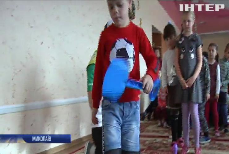 У Миколаєві вихованців дитсадка навчають сортувати сміття