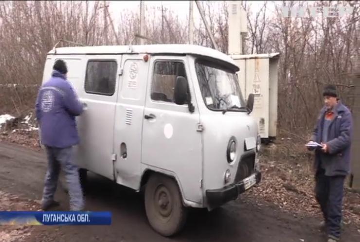 На Донбасі бойовики обстрілюють селище Золоте
