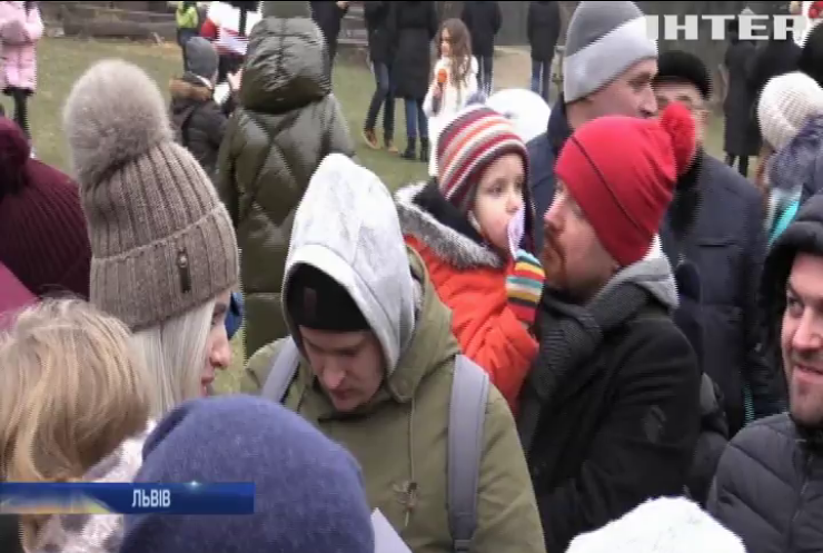 """У Львові відсвяткували фестиваль """"Пампуха"""""""