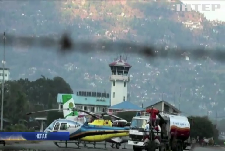 Семеро туристів зникли безвісти у Гімалаях