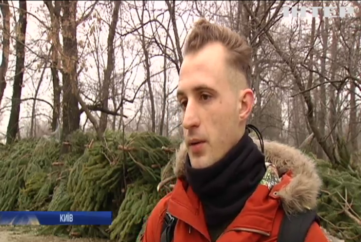 У Києві збираються заборонити ялинкові базари