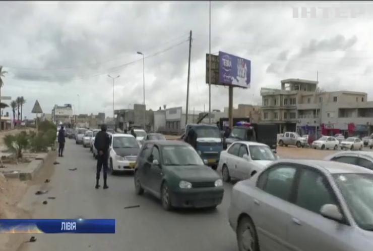 У Лівії закрили найбільше нафтове родовище