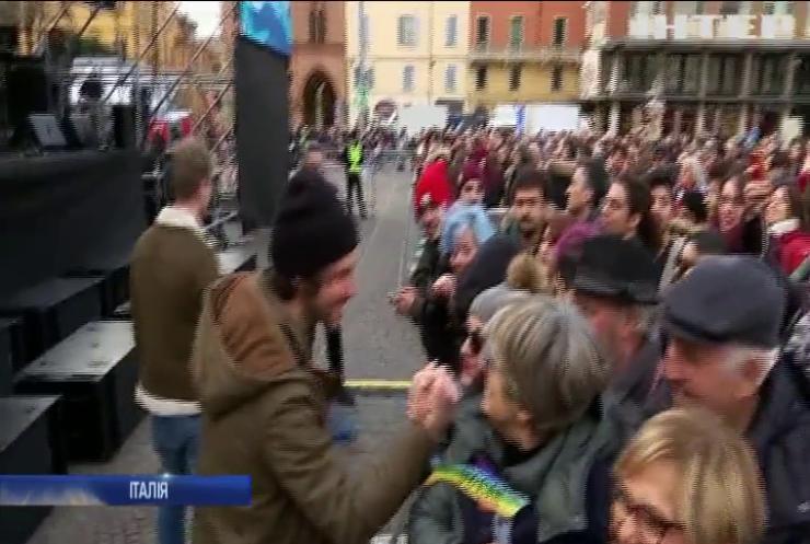 """В Італії """"Рух сардин"""" виступив проти правого популізму"""