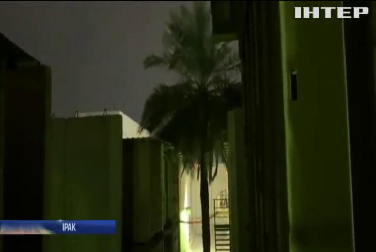 "Посольство США у Багдаді обстріляли ""Катюшами"""