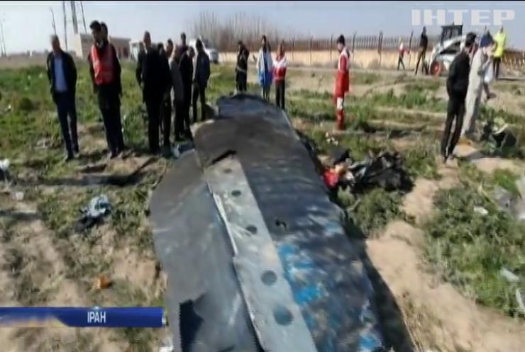 Катастрофа Boeing 737 в Ірані: літак збили двома ракетами