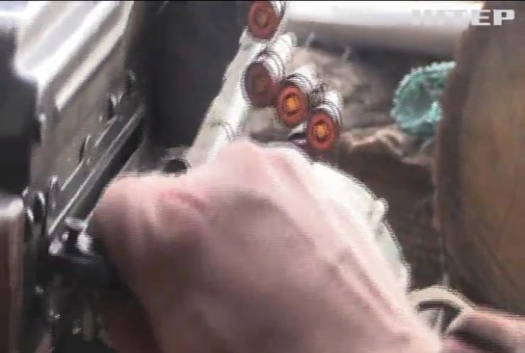 На Сході бойовики завдали втрат українським військовим