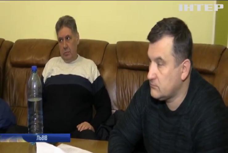 Без зарплати: керівники шахтарських профспілок Львівщини оголосили безстрокове голодування