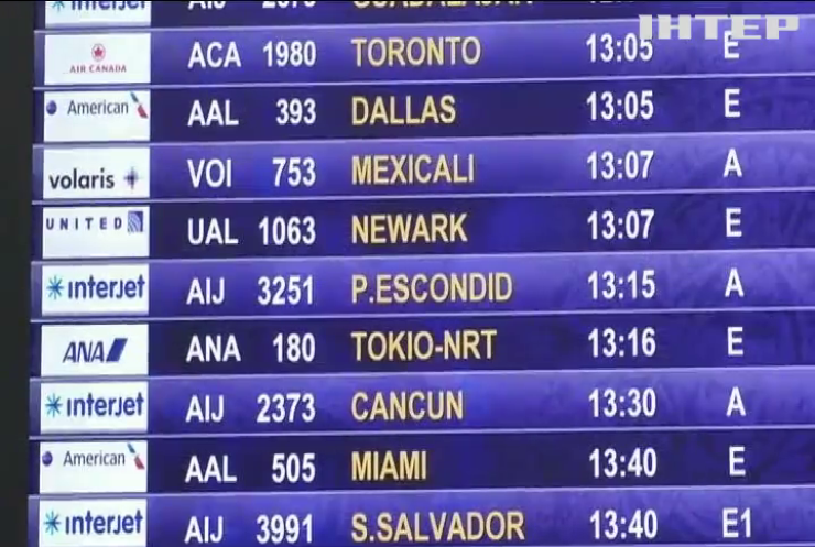 Пасажирів з Китаю в аеропортах госпіталізують із ознаками застуди