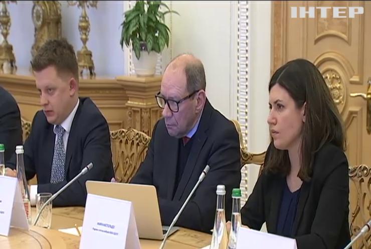 """Депутати """"Опозиційної платформи - За життя"""" та делегація ОБСЄ обговорили питання прозорості виборів в Україні"""
