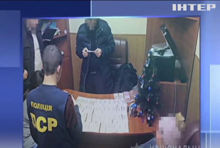 На Харківщині заступник голови міськради вимагав хабар за дитячий будинок