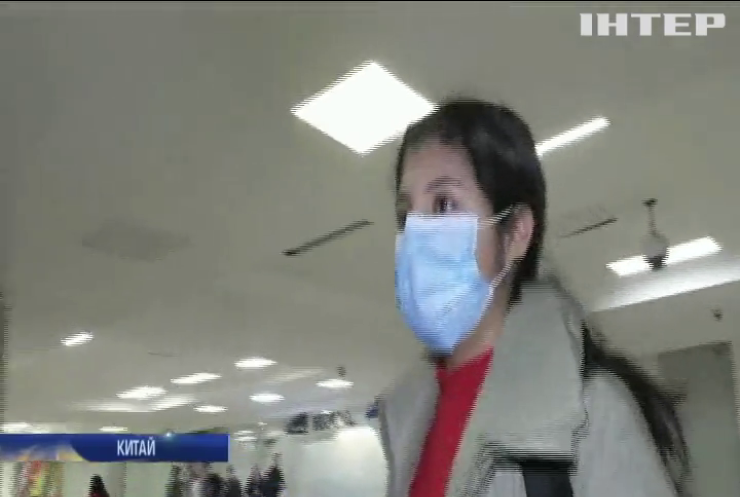 У Китаї зросла кількість жертв коронавірусу