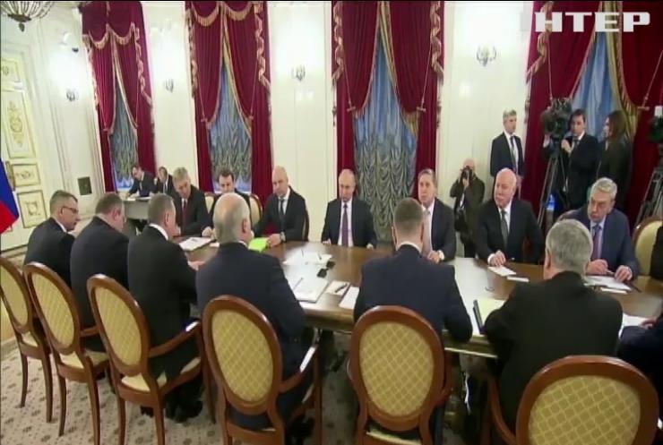 Лукашенко відкинув входження Білорусі у склад Росії