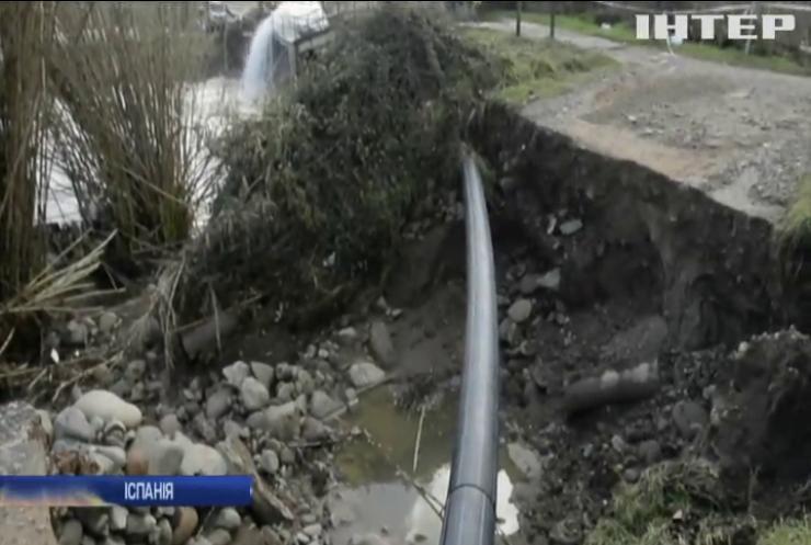 """В Іспанії назвали кількість жертв циклону """"Глорія"""""""