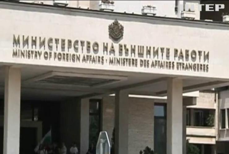 У Болгарії російських дипломатів звинуватили у шпигунстві