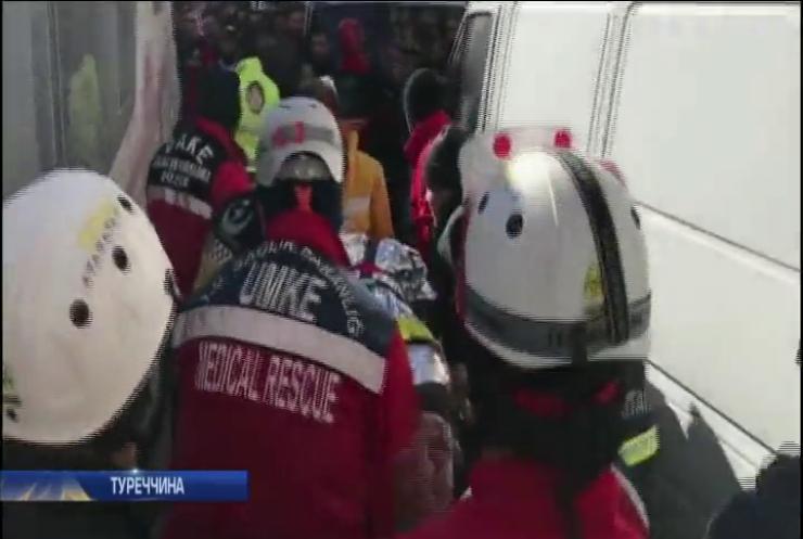 Туреччину сколихнув потужний землетрус: владу звинувачують у приховуванні масштабів трагедії