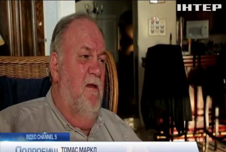"""У Британії відбулася прем'єра документального фільму """"Томас Маркл. Моя історія"""""""
