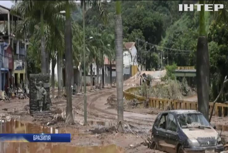Масштабна повінь в Бразилії: загинули десятки людей