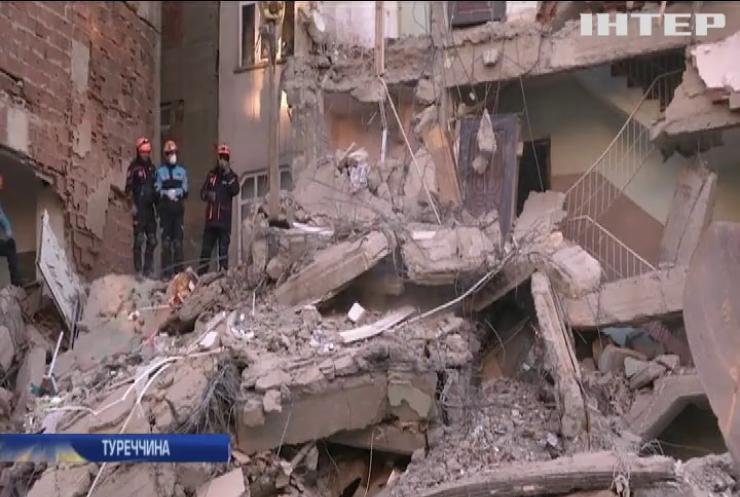 Землетрус у Туреччині: рятувальники знаходять під уламками живих людей