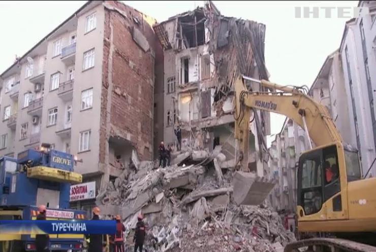Землетрус у Туреччині: з-під завалів витягли пів сотні живих людей