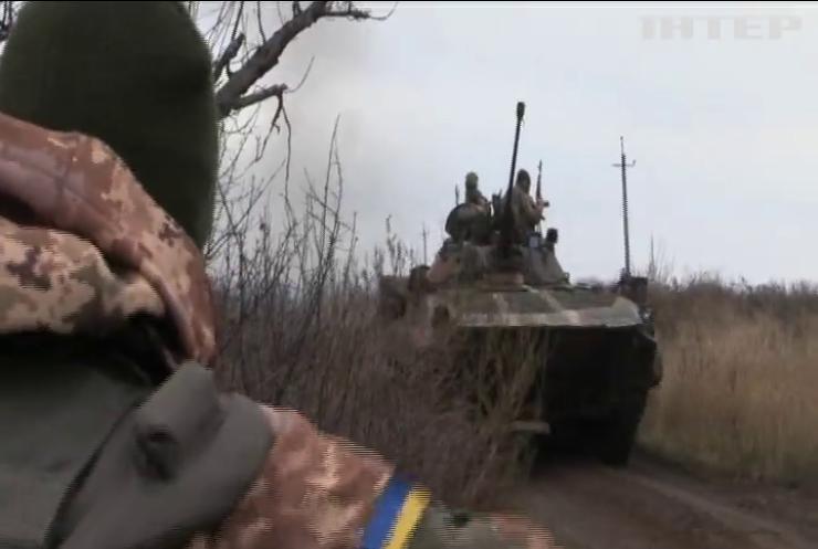 Бойовики заважають ОБСЄ моніторити район розведення сил