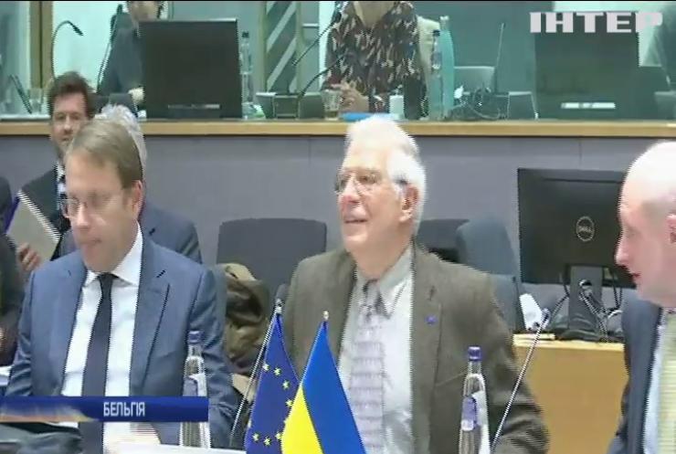 Нові санкції та допомога на розвиток сільського господарства:на Раді Асоціації Україна-ЄС обговорили важливі питання