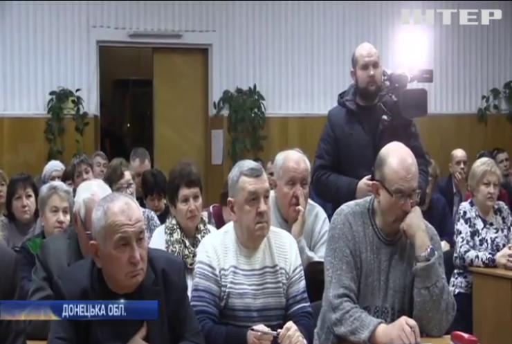 """Держзамовлення на вугілля: на Донбасі представники """"Опозиційної платформи - За життя"""" обговорили проблеми вугільної галузі із шахтарями та запропонували шлях вирішення"""