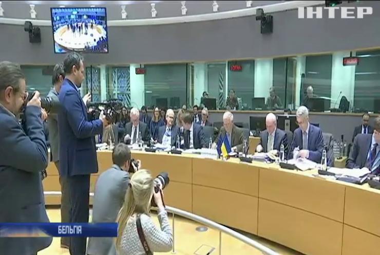 Про що говорили на Раді Асоціації Україна-ЄС у Брюсселі